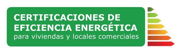 Certificaciones energéticas título