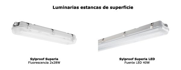 Iluminaci n led para interiores for Catalogo osram led