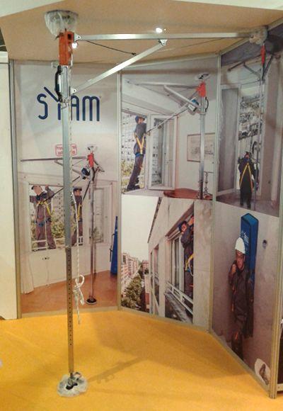 Sistema de anclaje móvil Syam